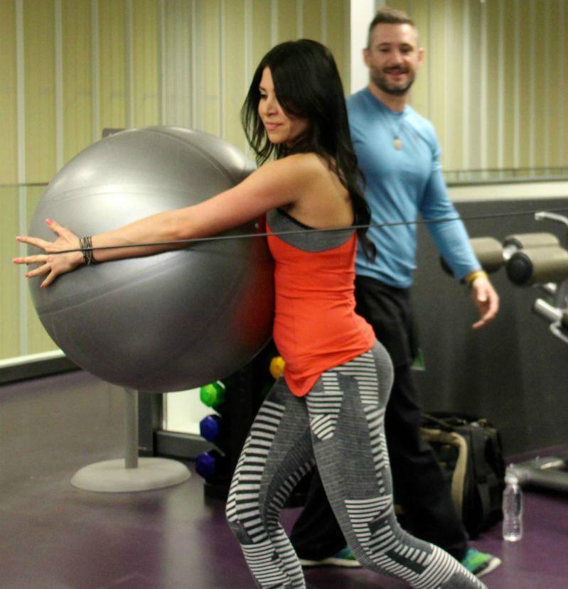 best fitness trainer in Edmonton